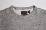 Women's Weekend Crew - Grey Vintage Doubleface