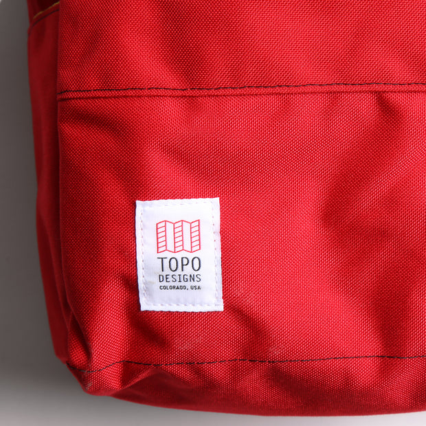 Topo Daypack - Red