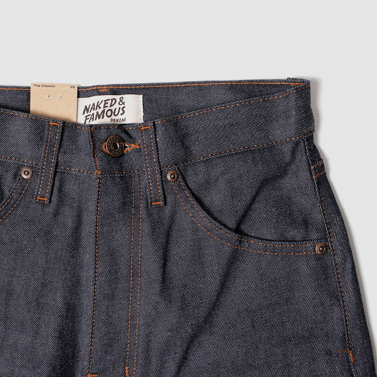 Women's The Classic - 11oz Indigo Selvedge