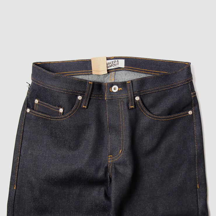 Super Guy - Elephant 8 Supima Soft Selvedge - Indigo