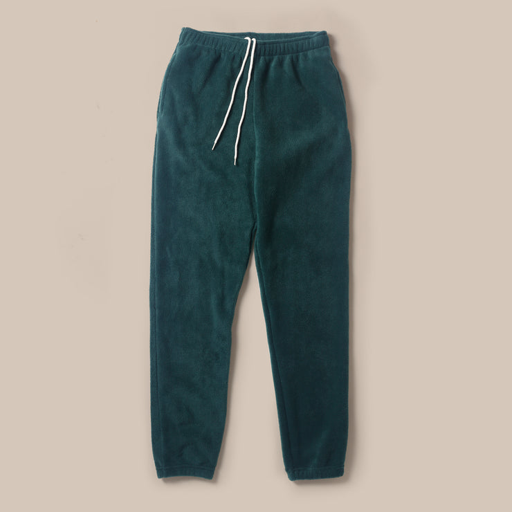 Sweatpants - Forest Polar Fleece