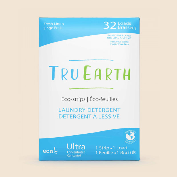 Tru Earth Laundry Detergent - Fresh Linen
