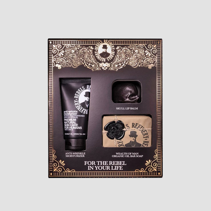 Rebels Refinery - Golden Rebel Gift Set