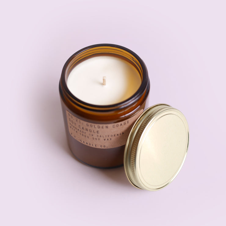 P.F Candle Co. - Golden Coast Candle