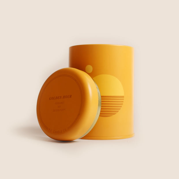 P.F Candle Co. - Sunset Candle - Golden Hour