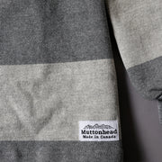 Rugby Shirt - Grey Grey