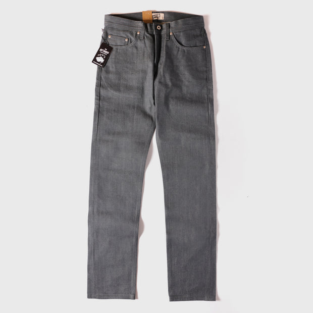 Weird Guy - Grey Selvedge