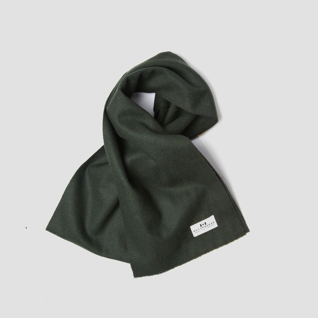 Melton Scarf - Hunter
