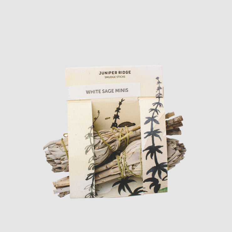 Juniper Ridge - White Sage Mini Bundles
