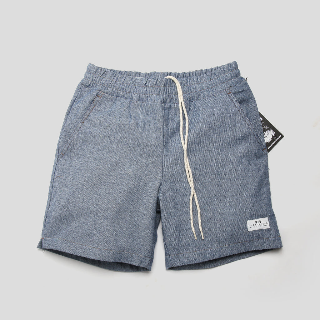 Roamer Shorts - Medium Denim