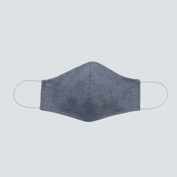 Protection Face Mask - Selvedge Chambray