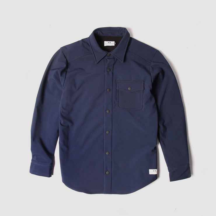 Waterproof Rain Field Jacket - Navy