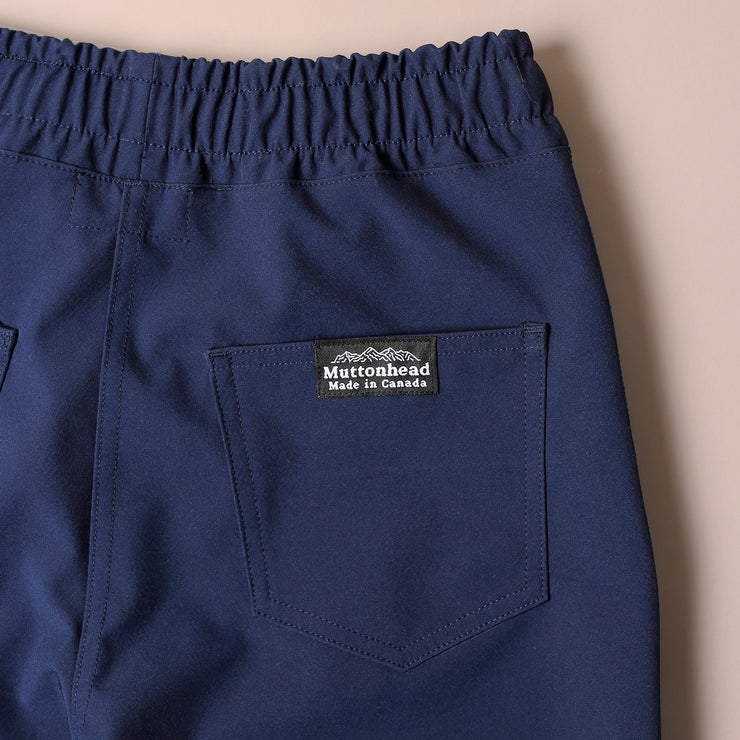 Weatherproof 3-Way Pant -  Lightweight Softshell Navy