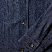 Women's Utility Shirt - 7oz Rinsed Denim