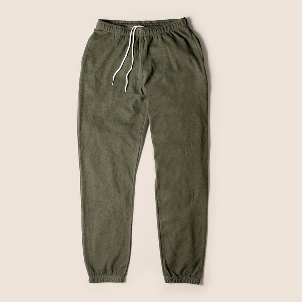 Sweatpant - AirMesh Heather Forest