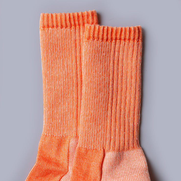 Merino Mountain Hiking Socks - Campfire
