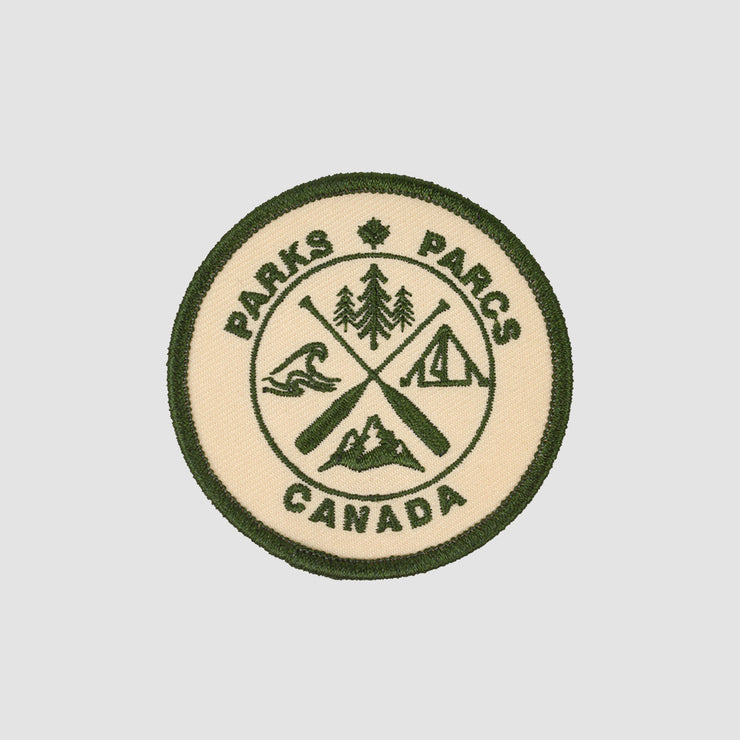 Parks Canada Patch