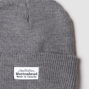 Merino Toque - Pebble