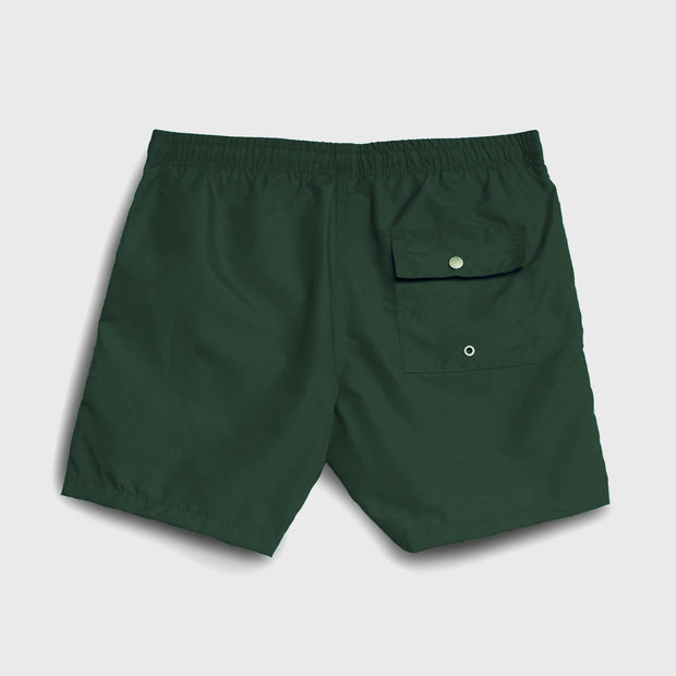 Bather Swim Shorts - Pine