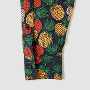 Long Sleeve Buttondown - Juicy Pineapple - Navy