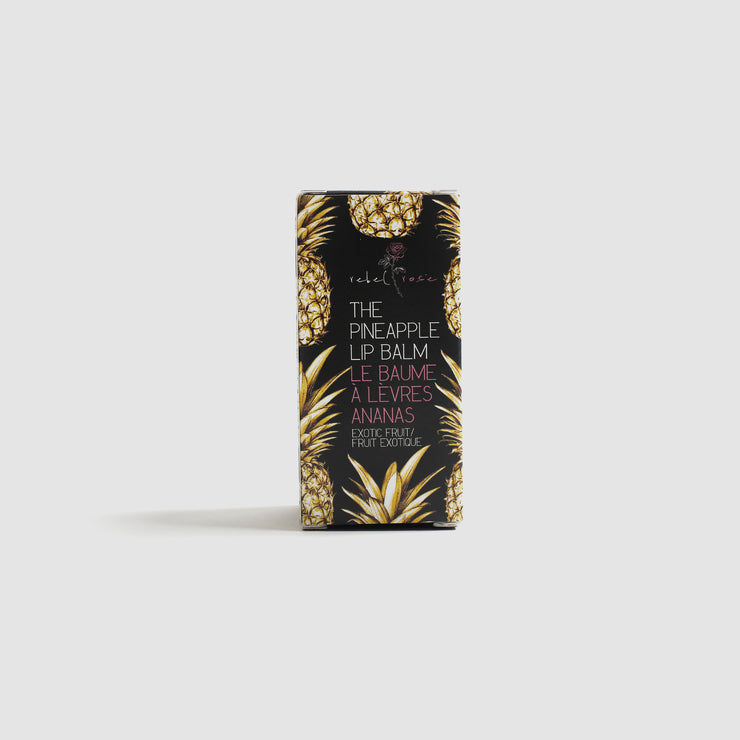 Rebels Refinery - Pineapple Lip Balm - Teal