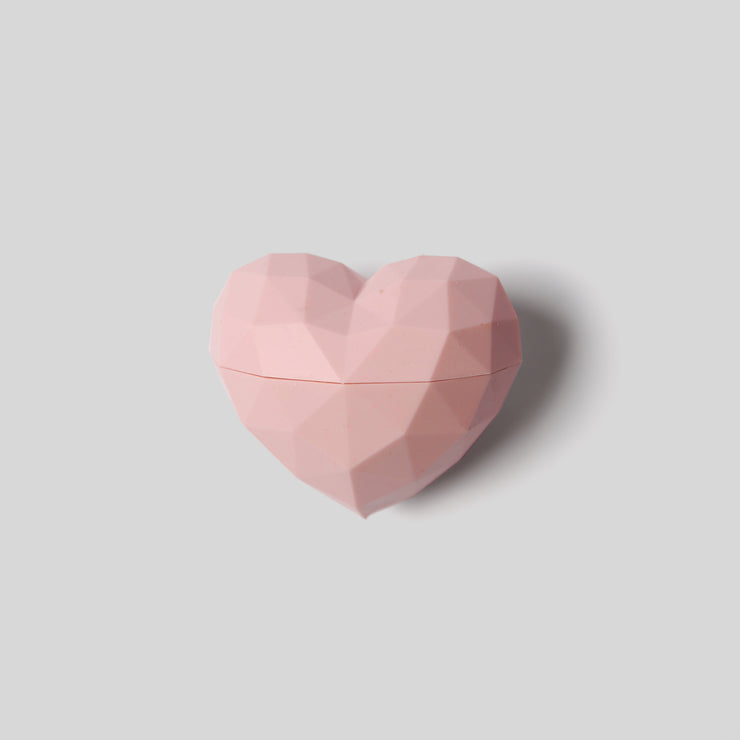 Rebels Refinery - Geometric Heart Lip Balm - Pink