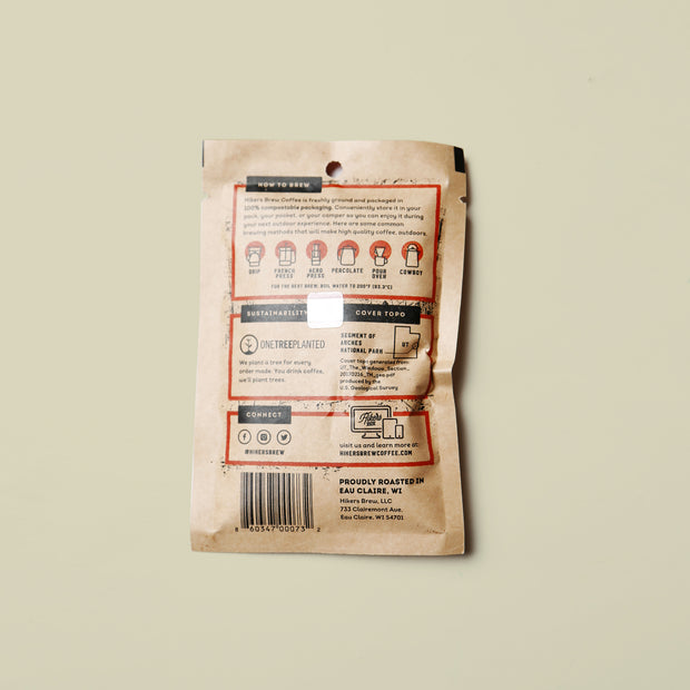 Base Camp Coffee - Red Rock Pouch