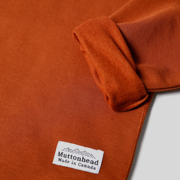 Bamboo Base Layer Shirt - Rust