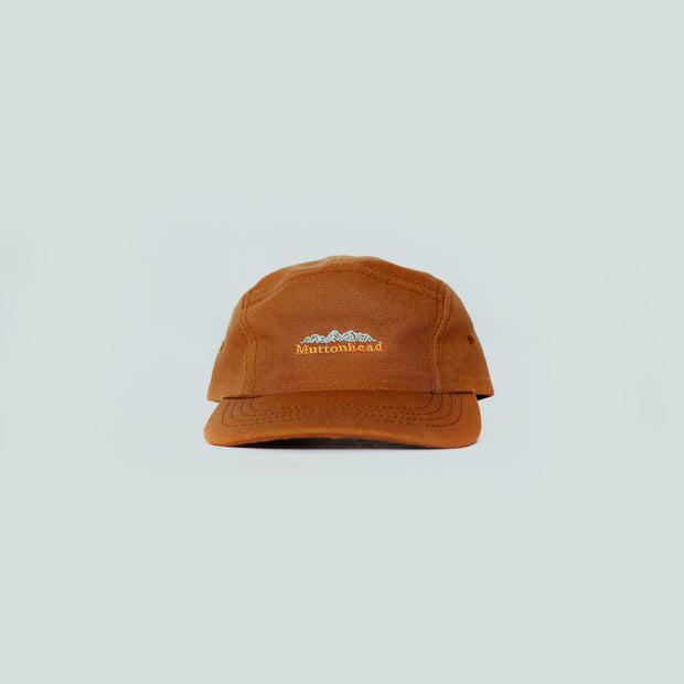 Kids 5 Panel - Rust Mountain Embroidery