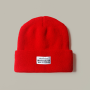 Merino Toque - Red
