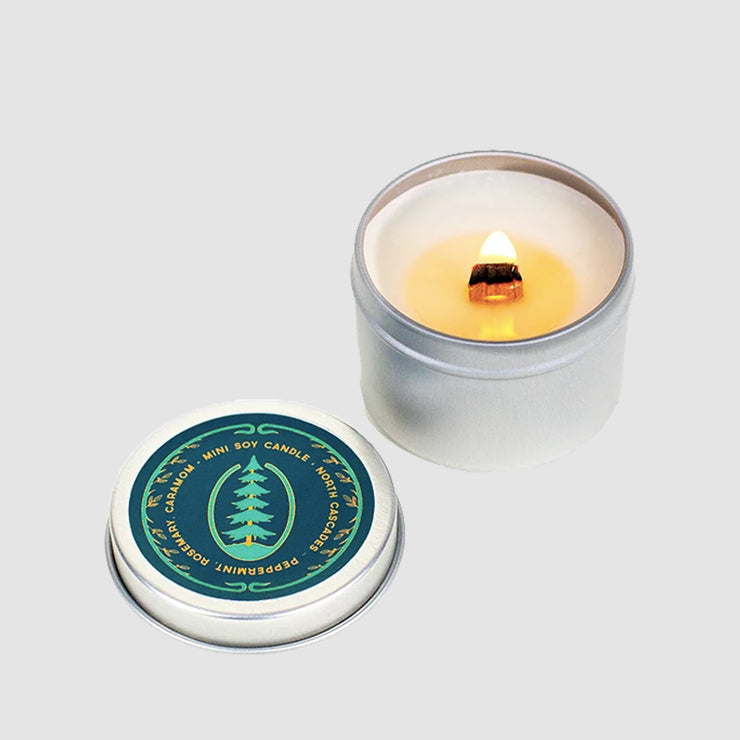 Good & Well - North Cascades Candle 2oz