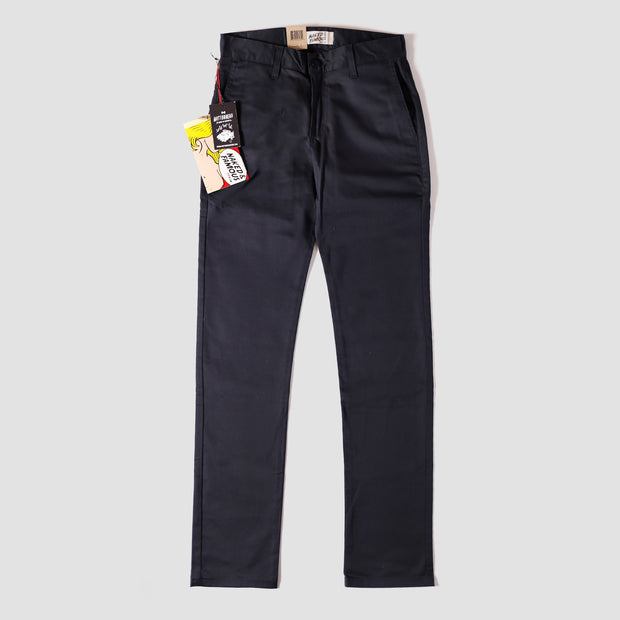 Slim Chino - Navy Stretch Twill