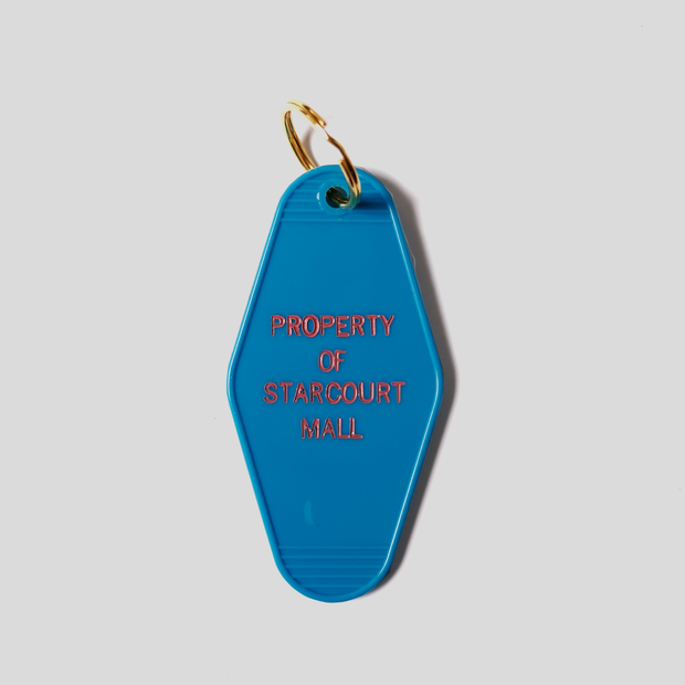 Starcourt Key Chain