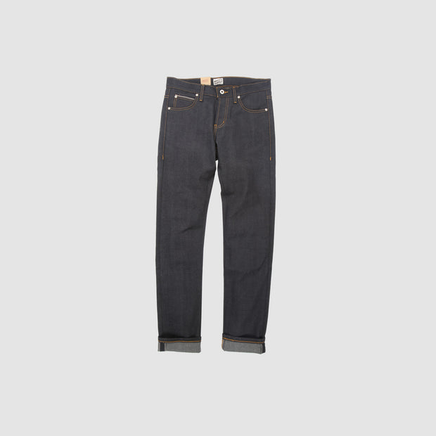 Super Guy - Deep Indigo Stretch Selvedge