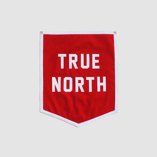 Oxford Pennant - True North Championship Banner
