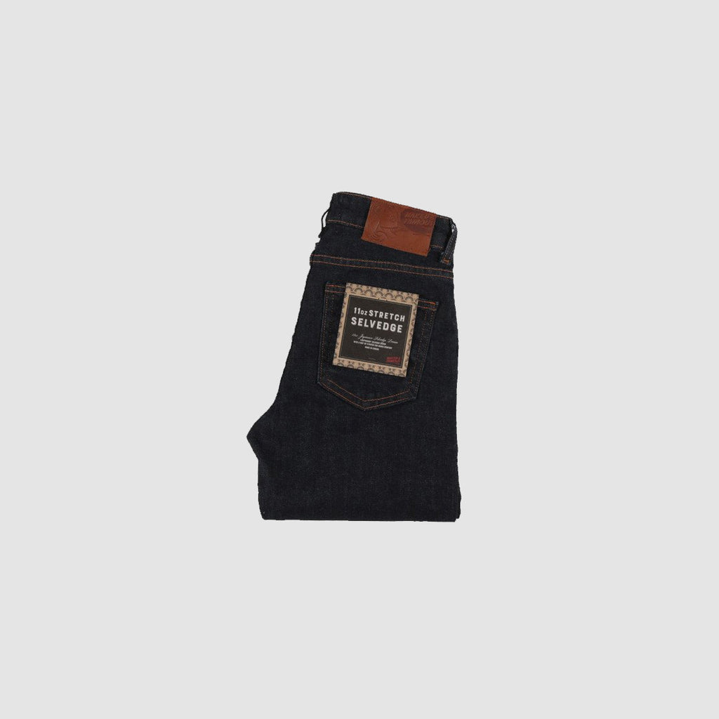 035500 High Skinny - 11oz Stretch Selvedge - Womens