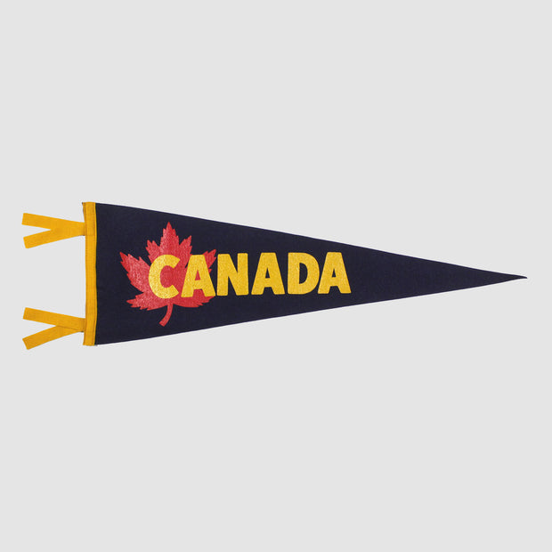 Oxford Pennant - Canada Maple Leaf