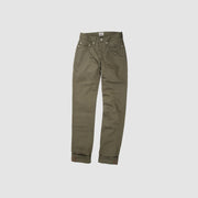 Weird Guy - Selvedge Chino - Army Green
