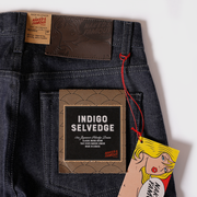 Weird Guy - Indigo Selvedge