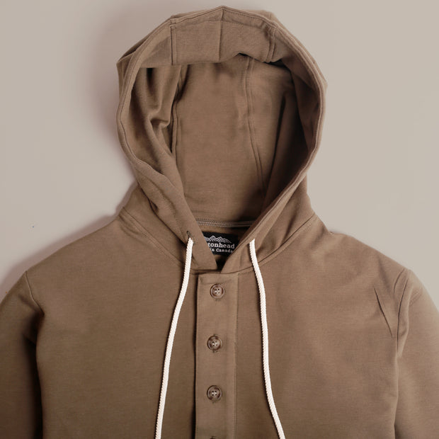 Bamboo Camping Hoodie - Army
