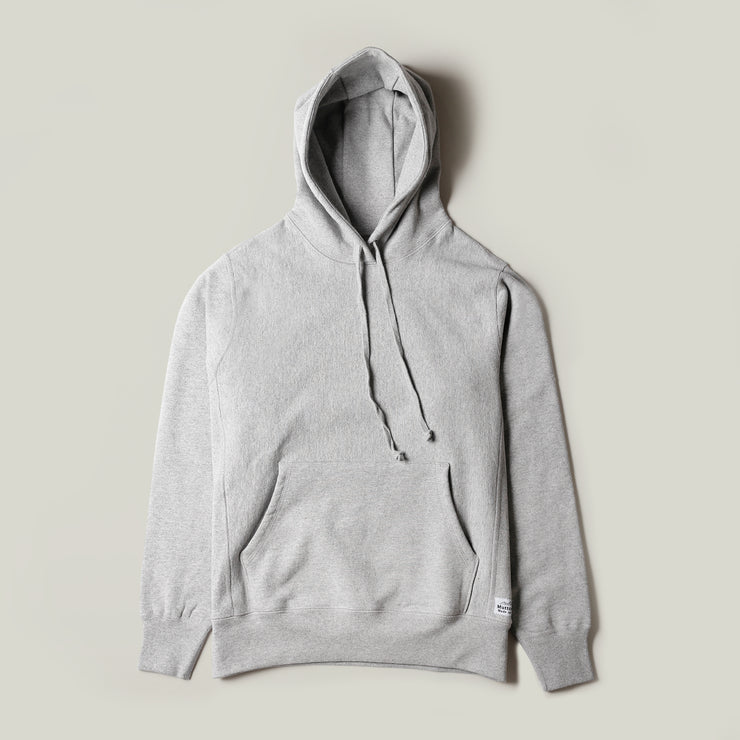 Pullover Cabin Hoodie - Heather Grey