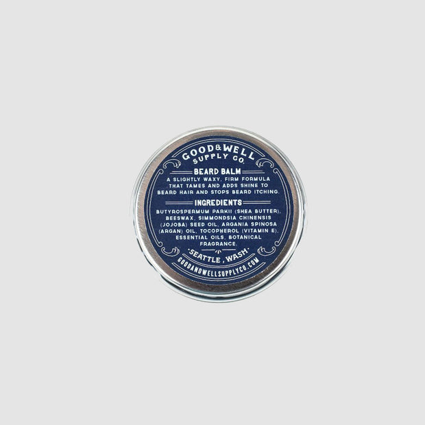 Good & Well - Beard Balm - Meadow