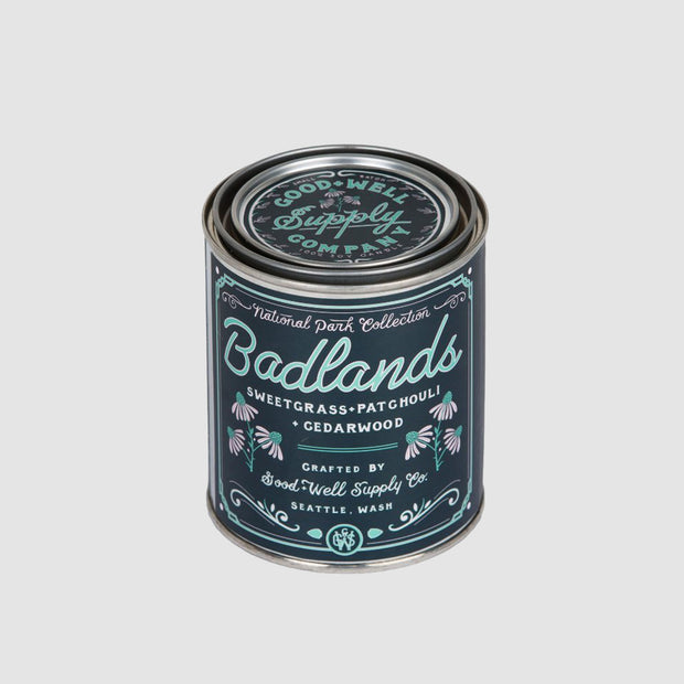 Good & Well - Badlands Candle 8oz
