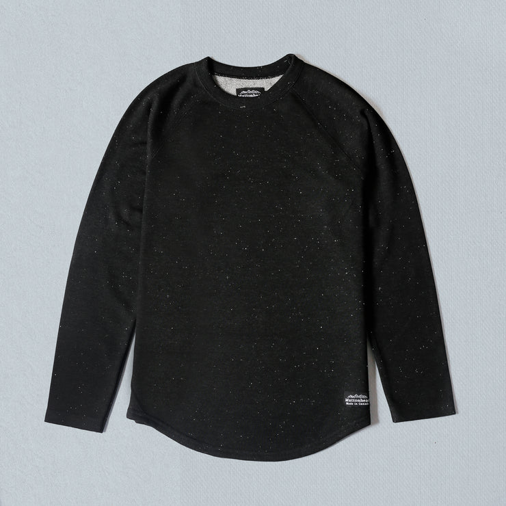 Base Layer Longsleeve - Black Speckle