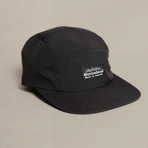 Weatherproof 5 Panel - Lightweight Softshell Black