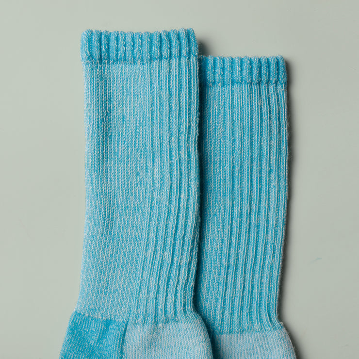 Merino Mountain Hiking Socks - Glacier