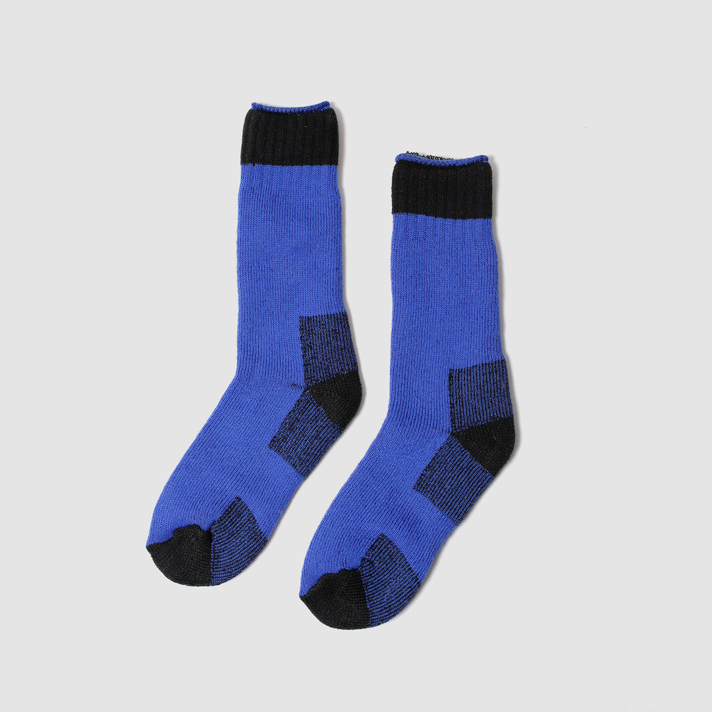 Camp Sock - Royal Blue