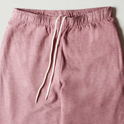 Bamboo Lounge Pant - Heather Blush