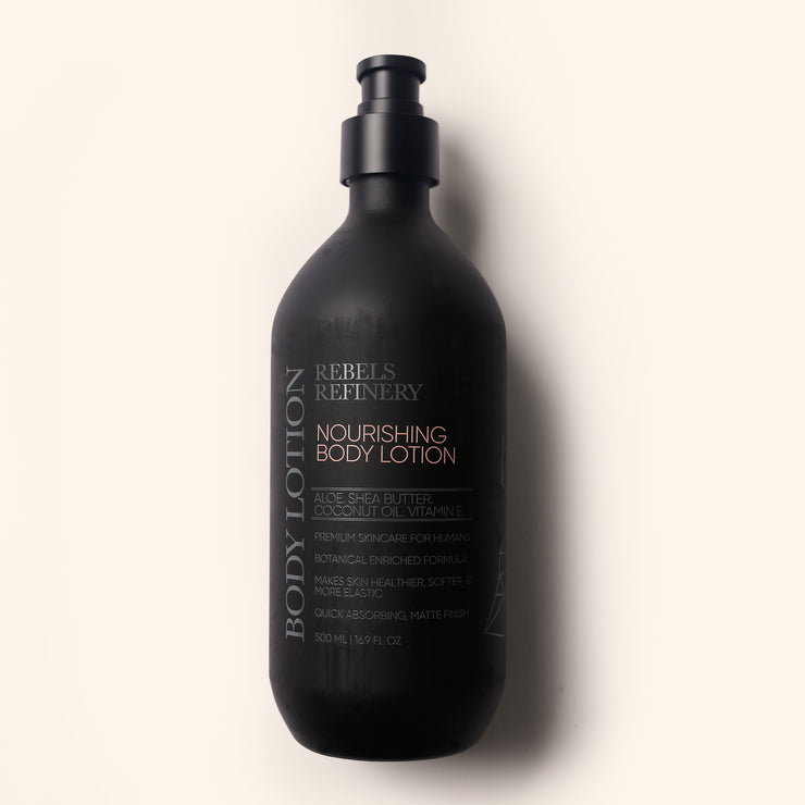 Rebels Refinery - Nourishing Body Lotion