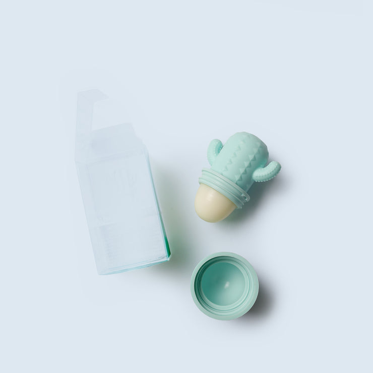 Rebels Refinery - Cactus Lip Balm - Teal